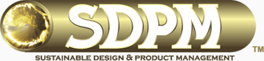 Sustainable Design and Product Management Logo